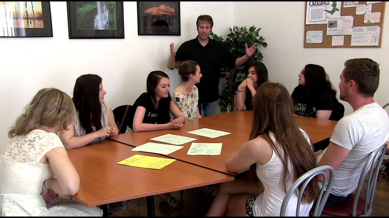 pomaturitní studium angličtiny v jazykové škole Amigas